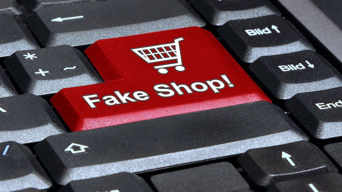 Achtung Fakeshops mit gefälschten Produkten